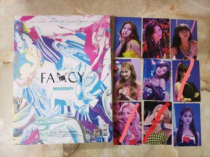 [WTS] TWICE FANCY MONOGRAPH