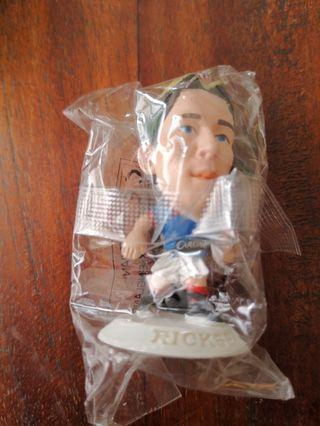 Corinthian Microstars 2003 Series 3 Fernando Ricksen Glasgow Rangers Complete  new