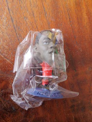 Corinthian Microstars 2003 Series 3 Michael Ricketts of Middlesbrough complete  new