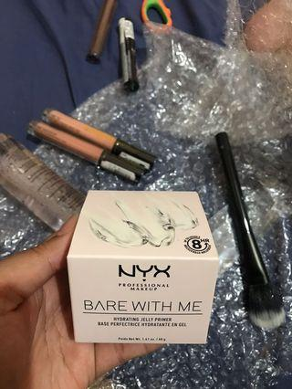 Bare with me jelly primer NYX
