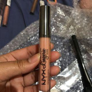 Nyx Lingerie Gloss bare with me