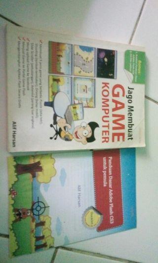 Buku Jago bikin game