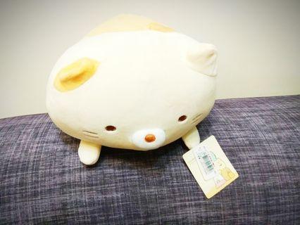 12吋 角落生物 角落小夥伴 貓咪 抱枕 靠墊 午安枕 絨毛娃娃 玩具 玩偶