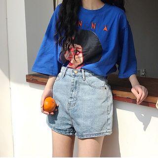 M號牛仔褲