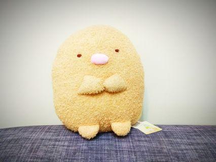 12吋 角落生物 角落小夥伴 炸豬排 抱枕 靠墊 午安枕 絨毛娃娃 玩具 玩偶