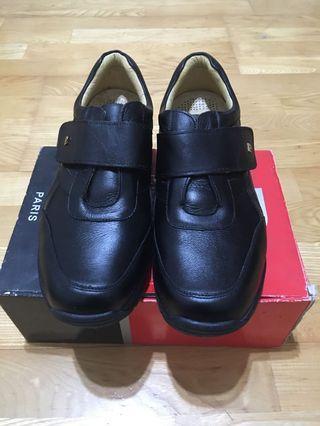 皮爾卡登男性皮鞋us12