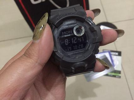 Jam G Shock Casio Grey