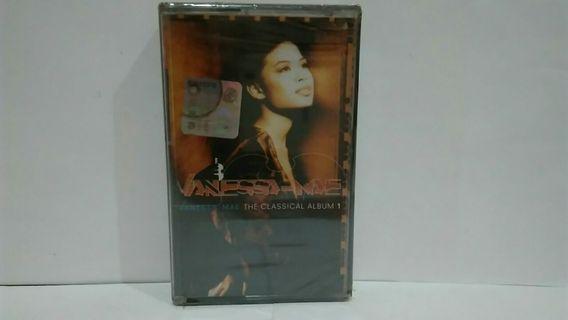 Kaset Vanessa Mae - The Classical Album 1 (1996)