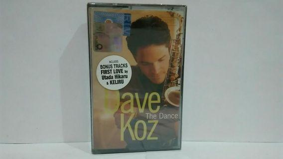 Kaset Dave Kozz - The Dance (2000)