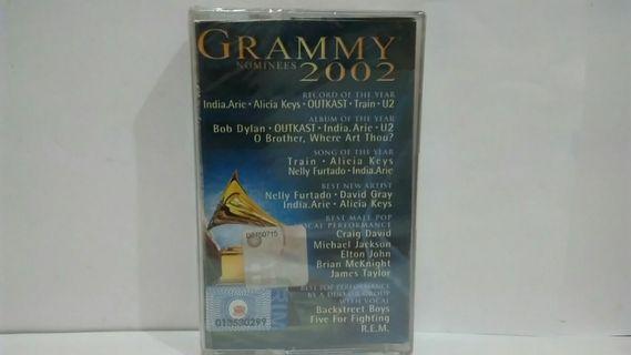 Kaset Grammy Nominees (2002)
