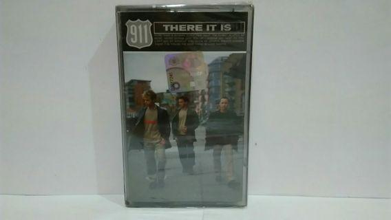 Kaset 911 -There It Is (1999)