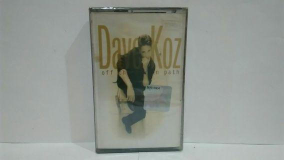 Kaset Dave Kozz - Off The Beaten Path (1996)