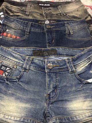 Short Pants Lelong