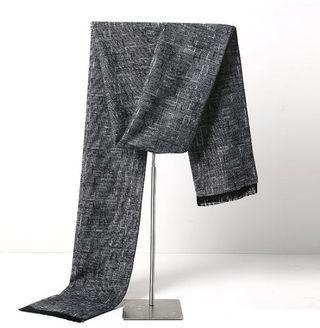 圍巾 仿羊絨圍巾 男女可用 柔軟仿羊絨圍巾