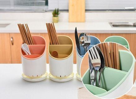 筷子筒 多功能廚房收納架筷子筒