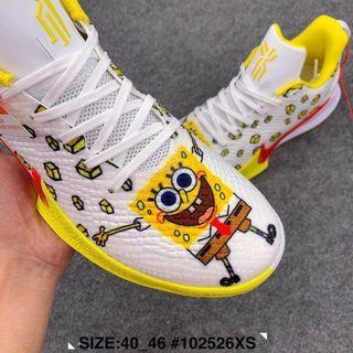Spongebob shoes Size (40-46)