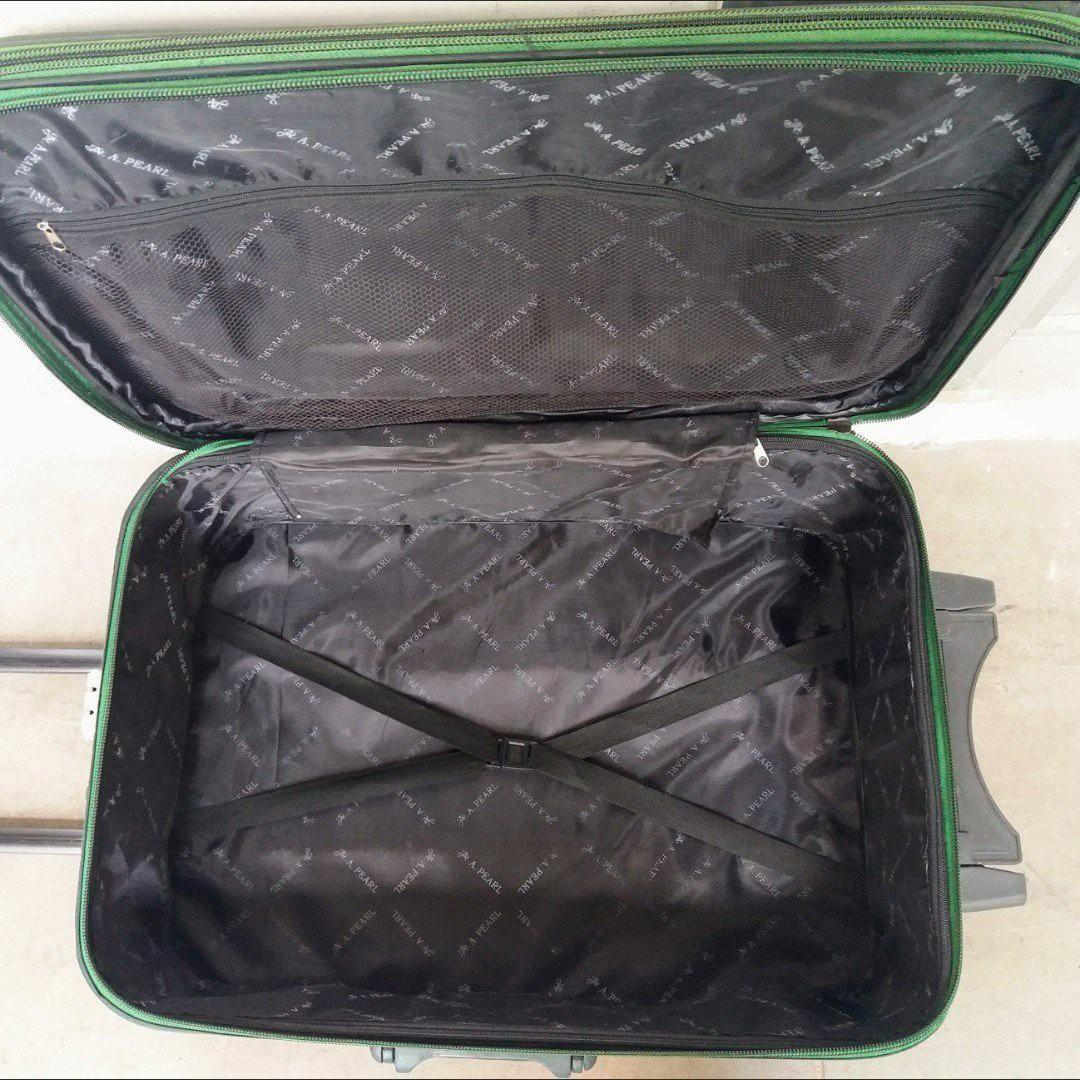 "26"" mid size luggage bag"