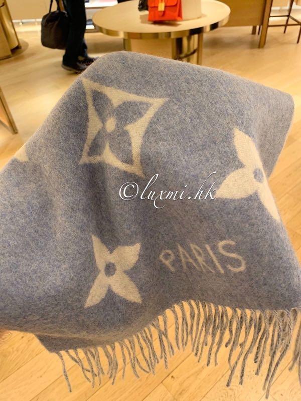 正貨代購 Louis Vuitton 頸巾 圍巾 scarf