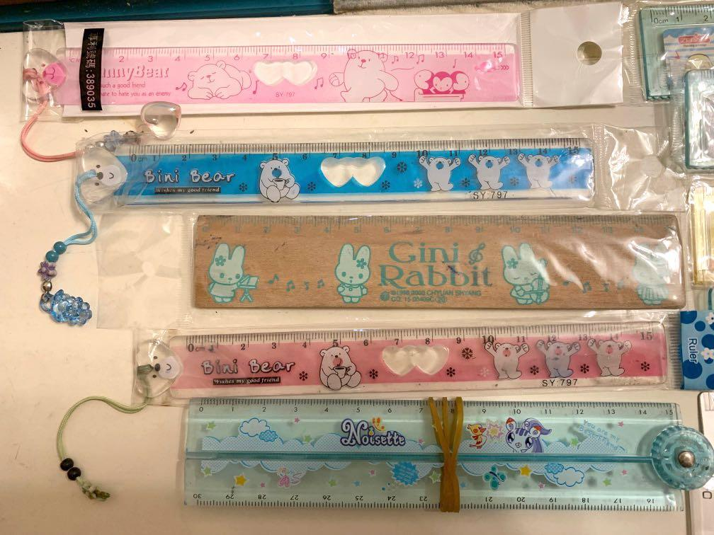 卡通間尺(米奇老鼠, Love Rabbit,Nime Dog,Rabbi the bunny, 功夫熊貓,Danny bear,bini bear, 鬆弛熊rilakkuma) #giftforher #giftforhim