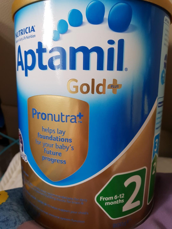 Aptamil milk stage 2