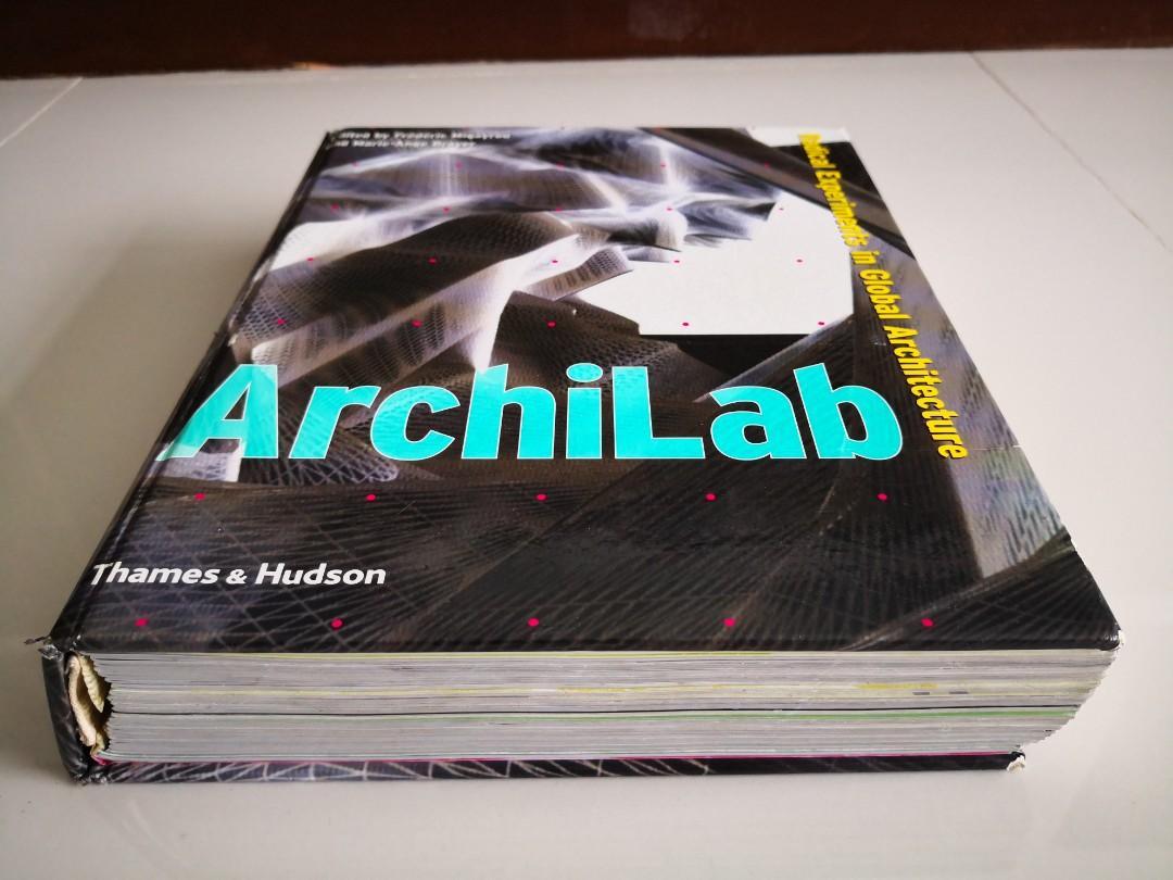 Architecture book