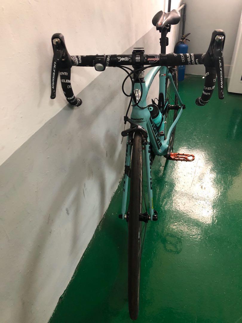 Bianchi Oltre XR1 full carbon bike