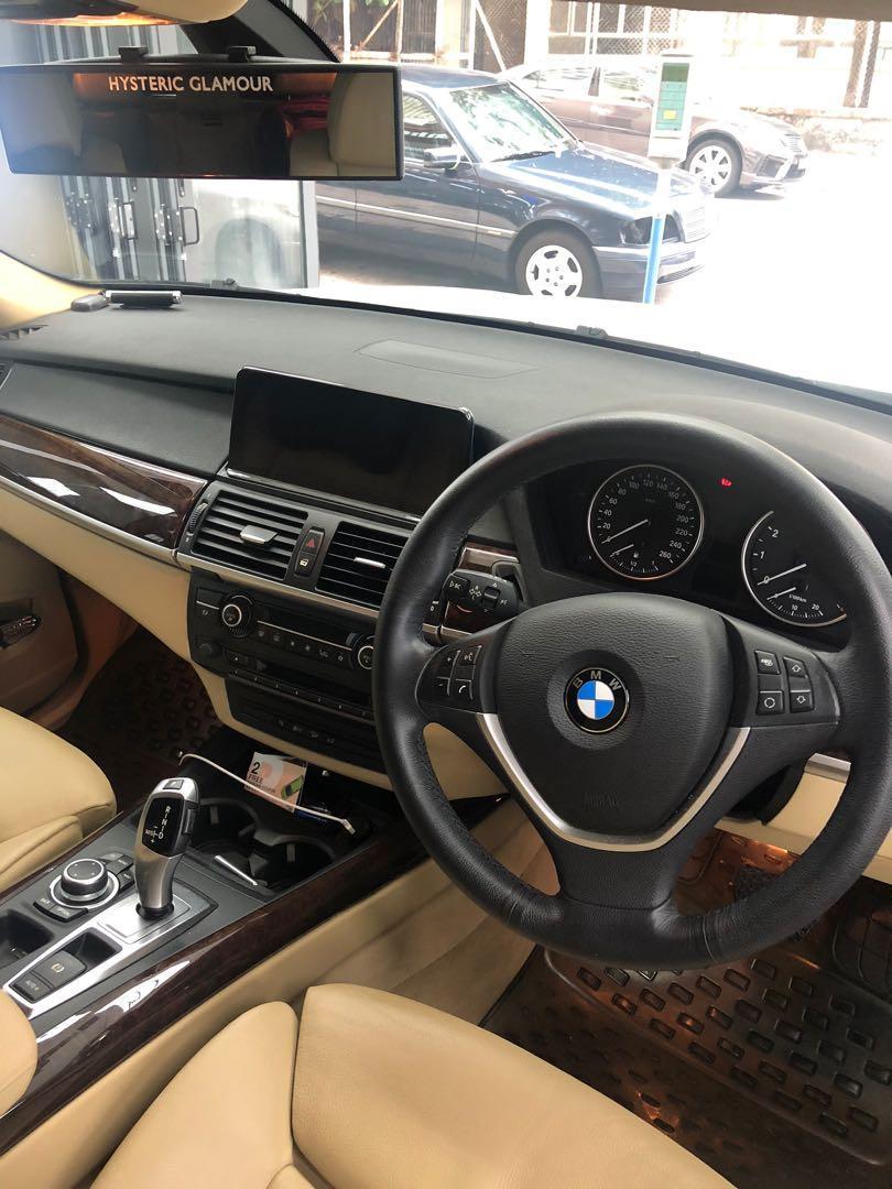 BMW X5 3.0 2010