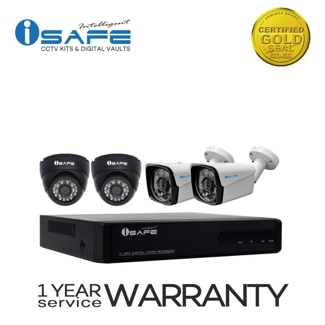 Cctv Camera Sale Xvr8ch2d2b 8 Channel Xvr 5 In 1 Hybrid Cctv Kit Surveillance Camera Package Electronics Cctv Security Products On Carousell