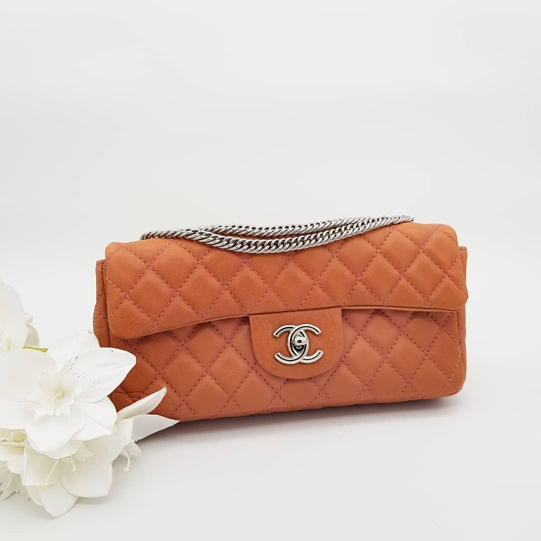 Chanel Classic East West Flap