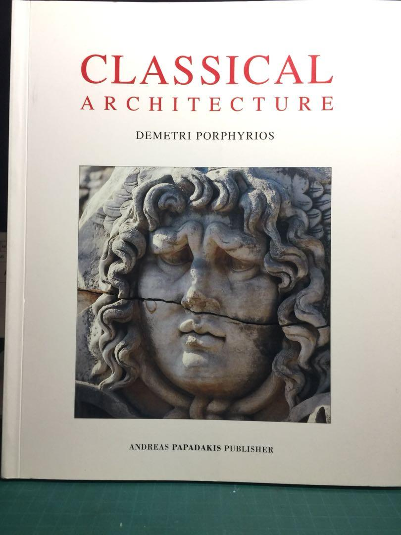 Clearing architecture book