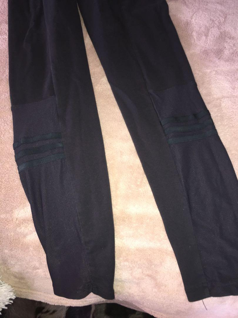 Cotton adidas leggings