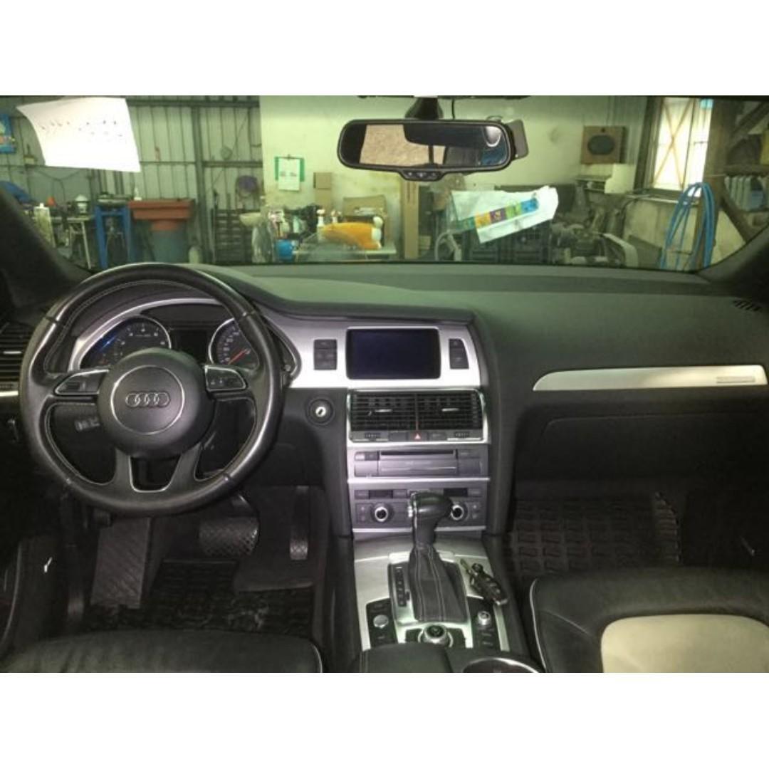 【高CP值優質車】2012年 AUDI Q7 3.0TFSI Quattro【經第三方認證】【車況立約保證】