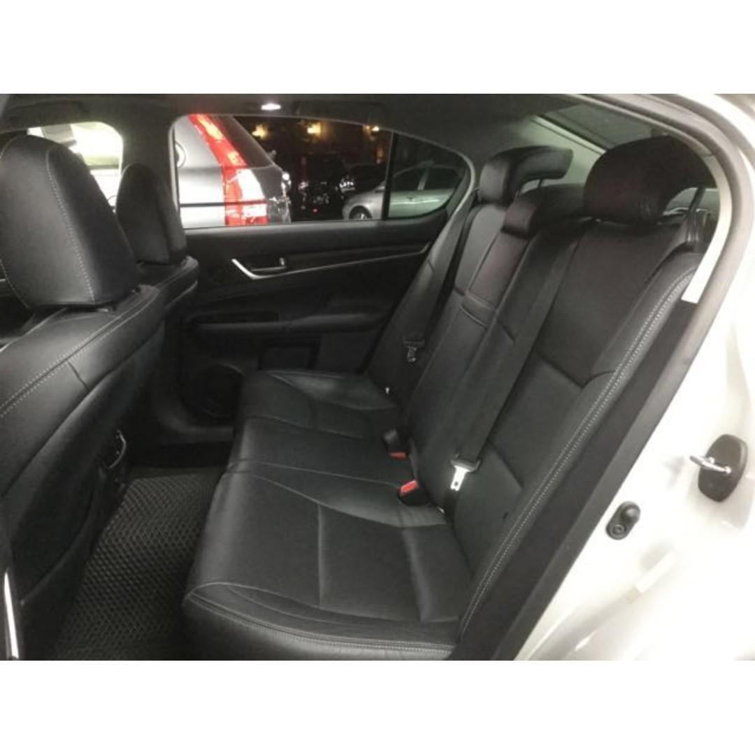 【高CP值優質車】2012年 LEXUS GS250 2.5豪華版【經第三方認證】【車況立約保證】