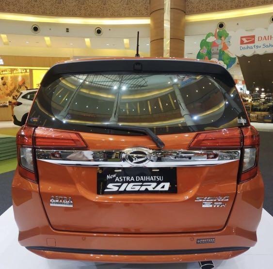 DP MURAH Daihatsu Sigra mulai 10 jutaan. Daihatsu Pamulang