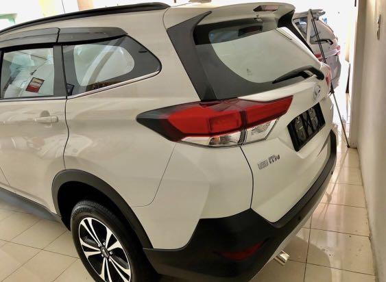 DP MURAH Daihatsu Terios mulai 20 jutaan. Daihatsu Pamulang