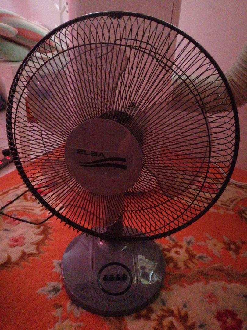 Elba 16' Fan