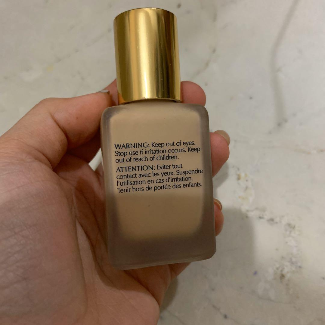 Estee lauder double wear stay-in-place foundation shade sand