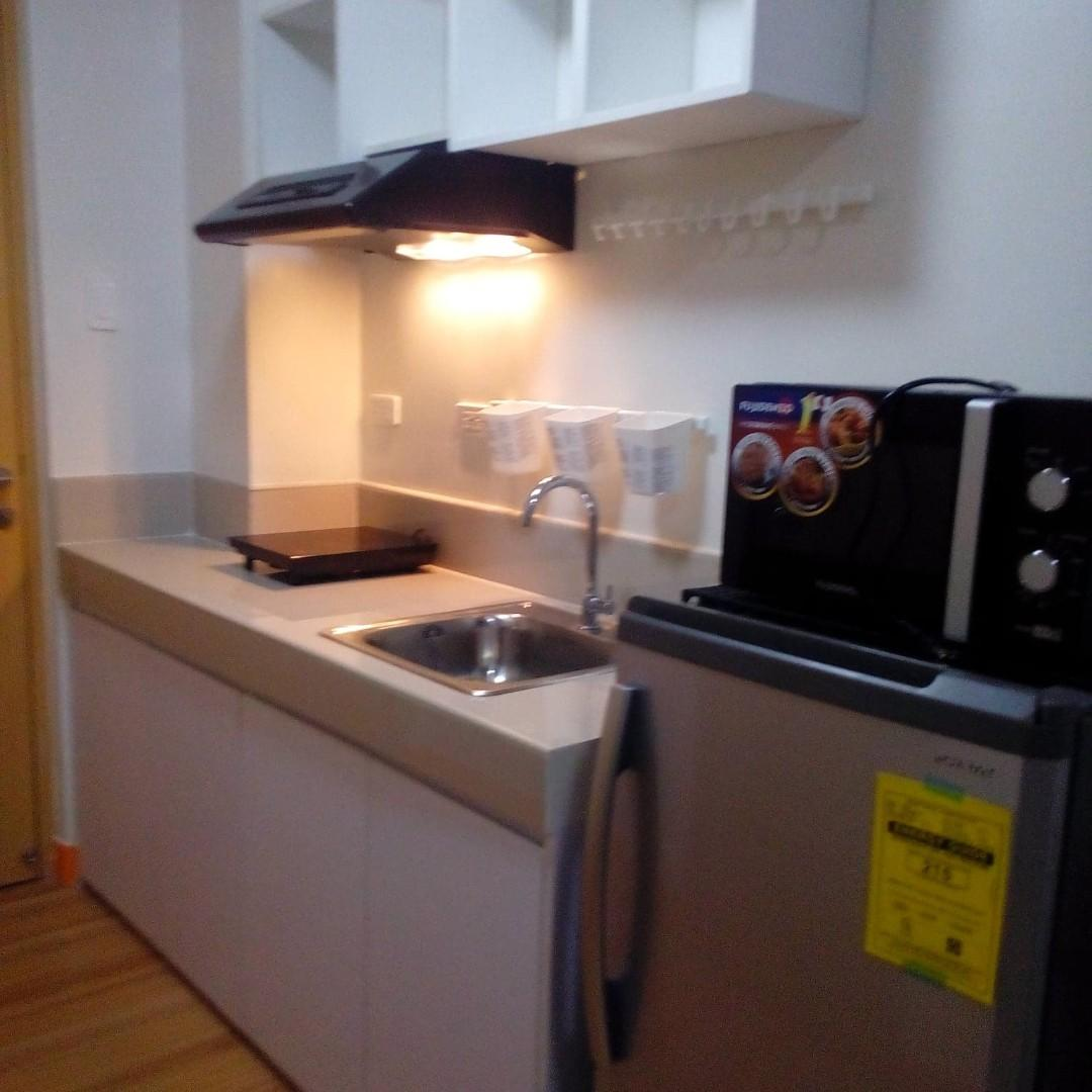 Fairview quezon city 1 bedroom for rent fully furnished