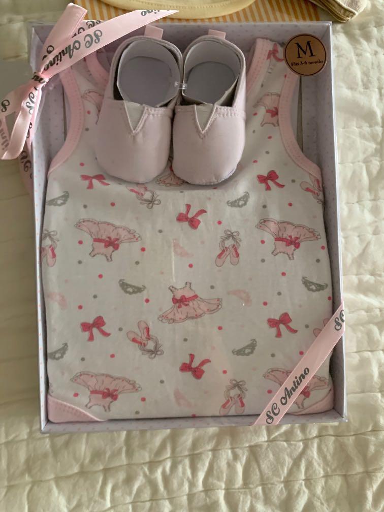 Free Baby Girl Gift Set
