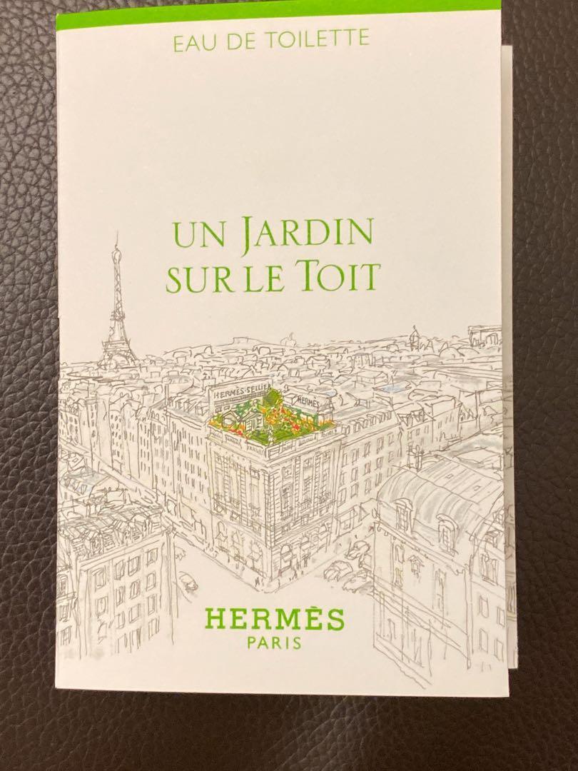 💥💥🈹🈹🈹包平郵聖誕禮物首選Hermes 香水100ml 送1 支0.7 ml 同味Sample