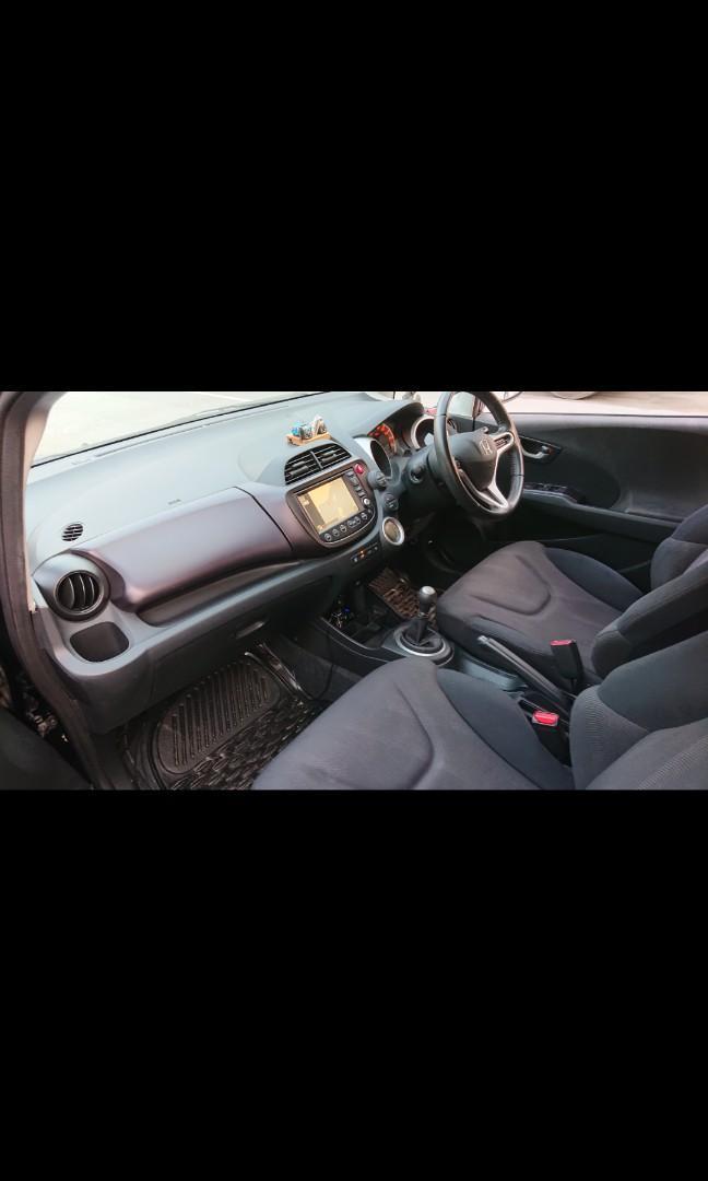 HONDA FIT RS 2009