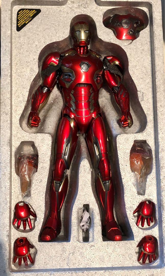 Hot Toys Ironman Diecast Series Mark XLV