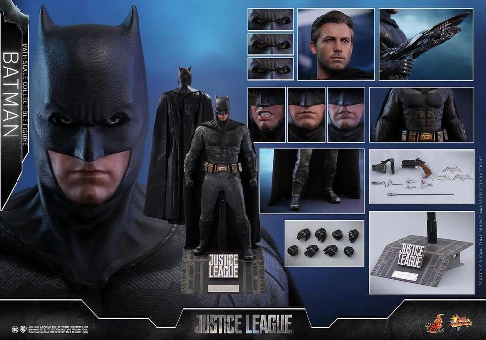 Hot Toys JL Batman