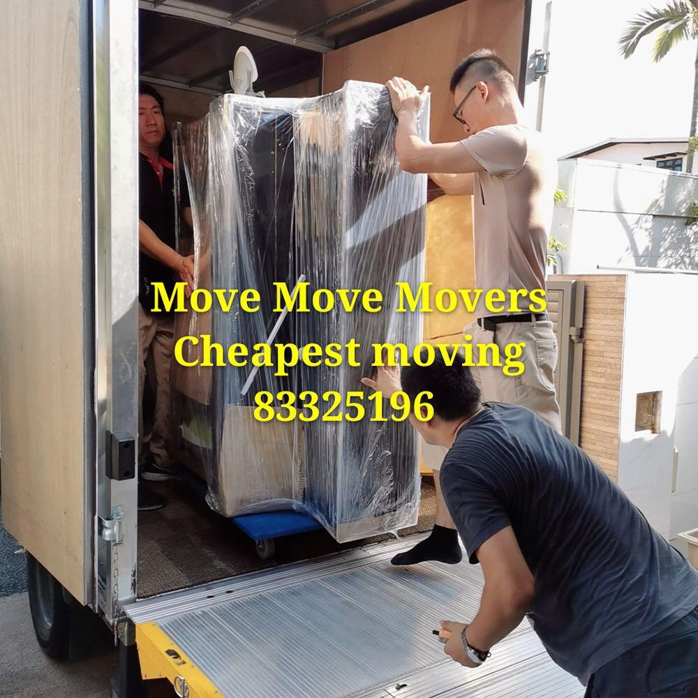 HOUSE MOVERS / DISPOSAL SERVICE