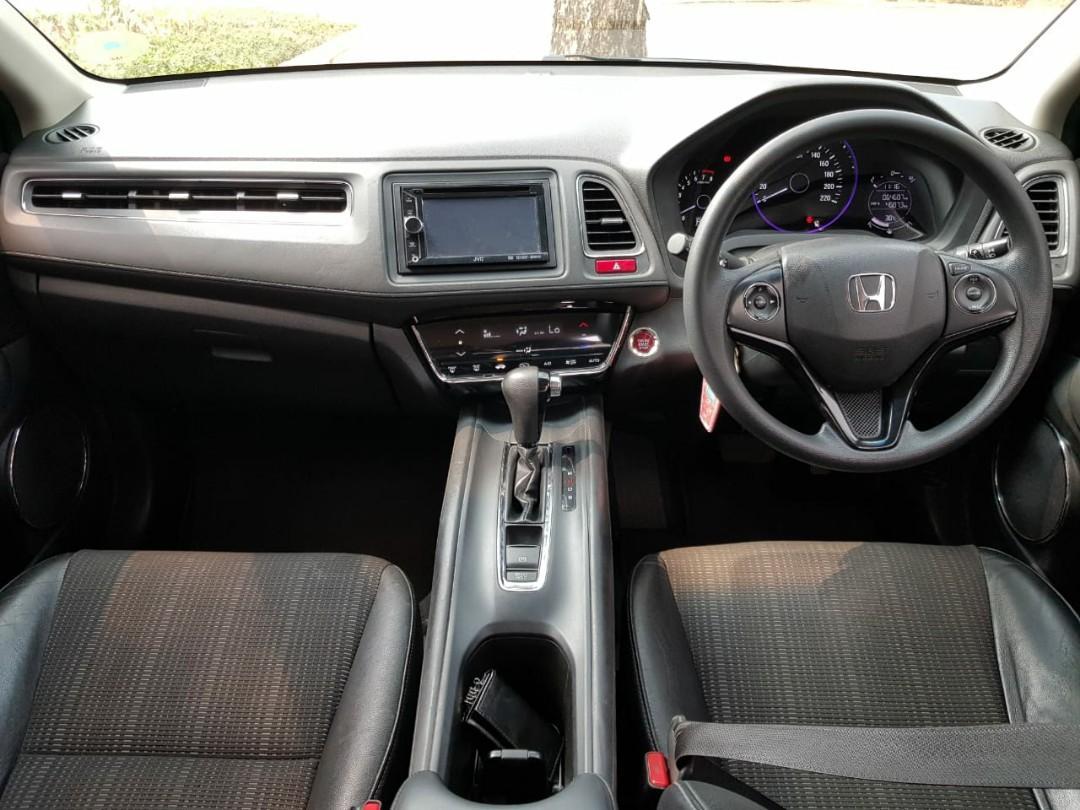 Jual Cepat Honda HR-V 2015