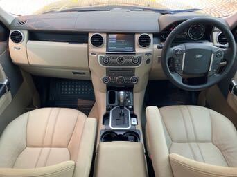 2011 LAND ROVER DISCOVERY 4 3.0 DIESEL