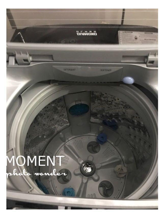 LG DDrive 8KG Washing Machine