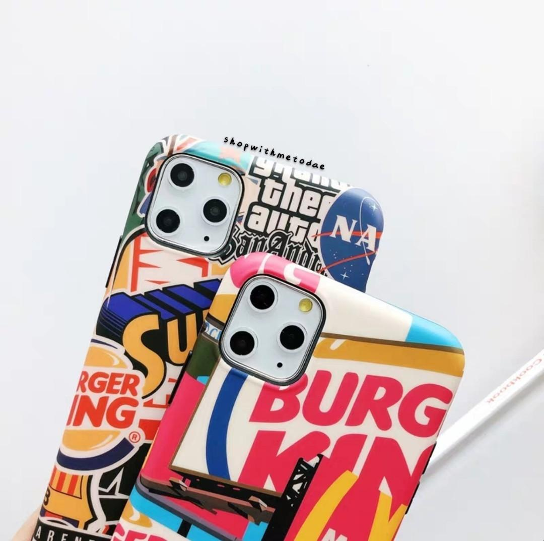 Luggage Stickers Oppo A7X / Xiaomi CC9 / iPhone 11 casing