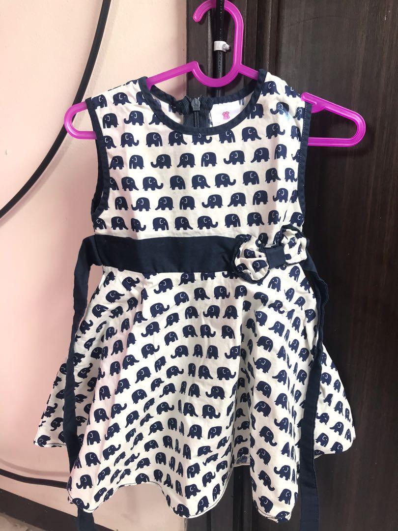 #mauovo Dress baby by Pa Kake 9M