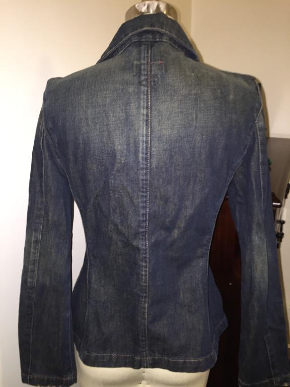 Mustang Denim Jacket Size S, Vintage yet Brand New